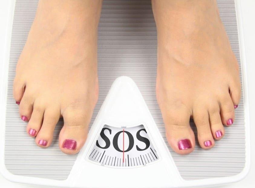 Hvorfor stopper jeg med at tabe mig på en slankekur